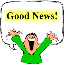 Image result for good news
