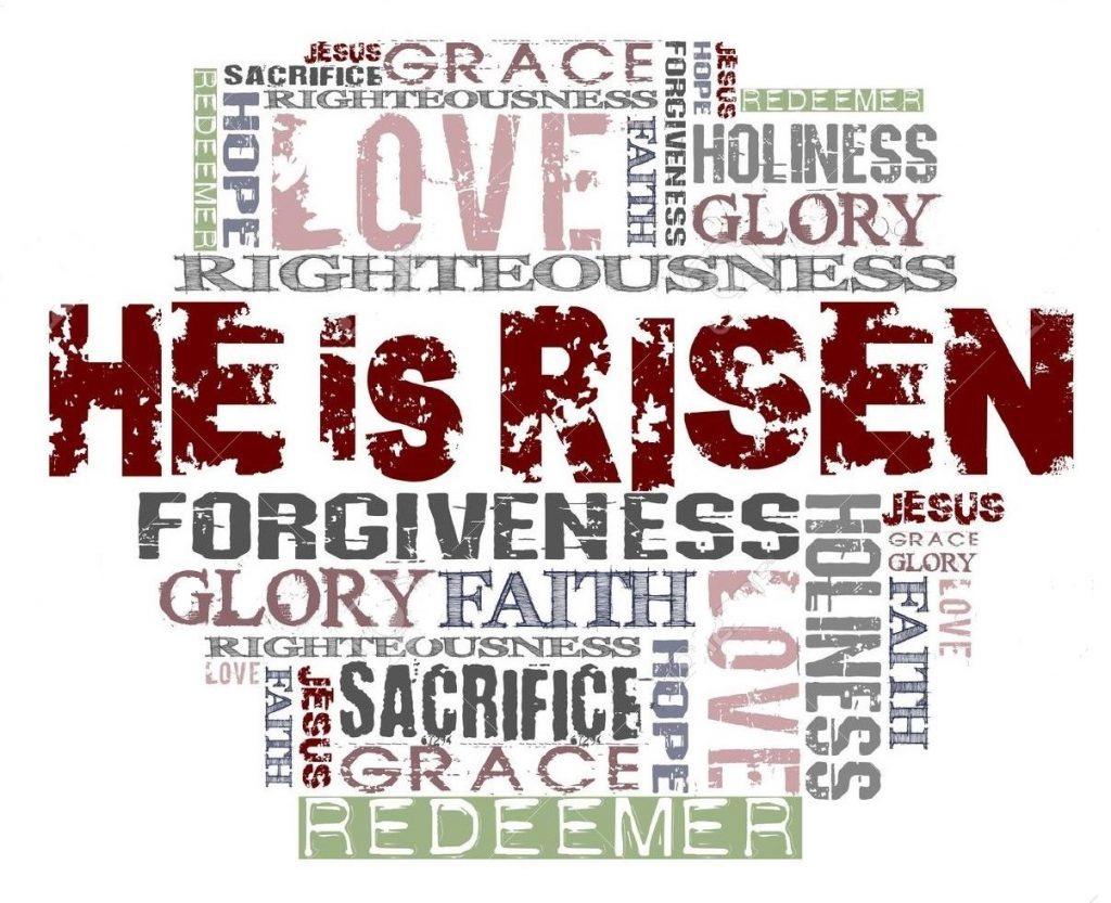 Easter He-Is-Risen-