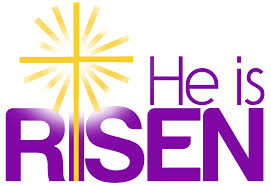 Easter - He is risen 2
