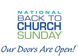 Back to Church Sunday - Doors